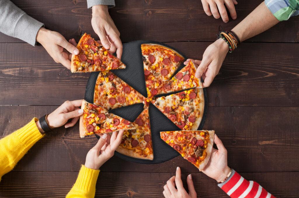 Najlepszy talerz do pizzy
